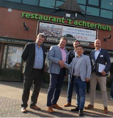 关于我们 荷兰华人薯店总会受邀参观荷兰厨房设备供应商Hakvoort